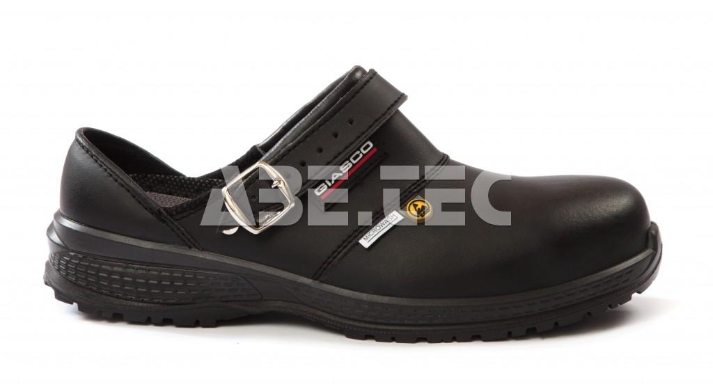 57d074216e08 ESD Pracovní bezpečnostní obuv Giasco FREE SB FO A E
