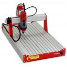 CNC frézka na  výrobu DPS. Další  využití je frézování plastu a  hliníku