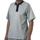 ESD triko s knoflíky a límcem 56a5bc14b7